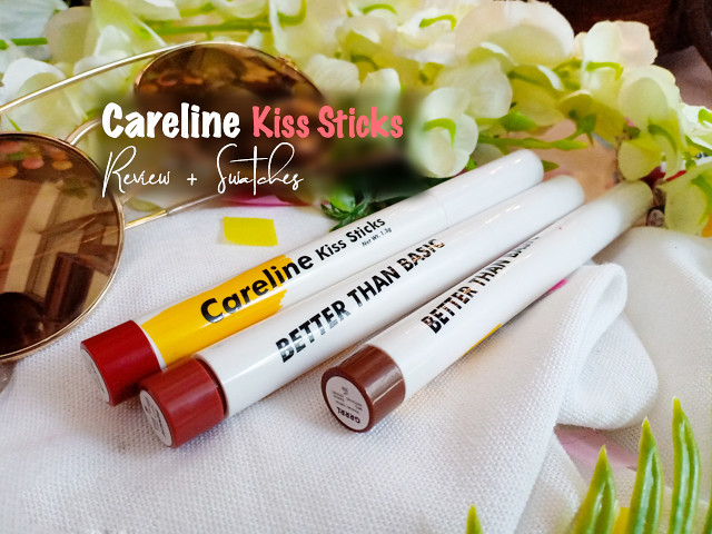 careline kiss sticks