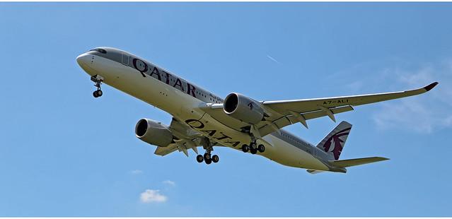 Quatar Airways A7 - ALI