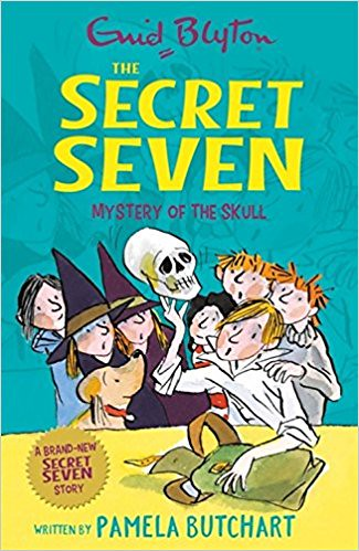 The Secret Seven - Mystery of the Skull