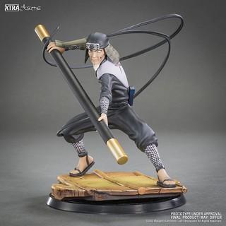 """Don't Underestimate the Shinobi of this Village!"" Tsume-Art XTRA Figures ""Naruto Shippuden"" Hiruzen Sarutobi"