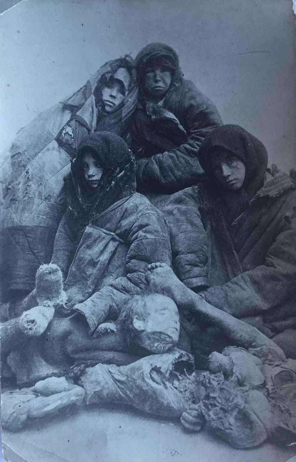 1921-1922. Голодомор в Поволжье, Пугачевский уезд