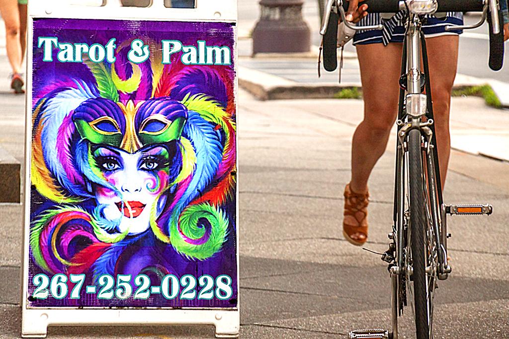 Tarot n Palm--Center City