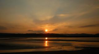 Arnside sunset 2