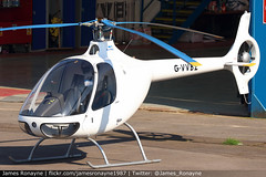 G-VVBZ | Guimbal Cabri G2 | Hudson Aviation