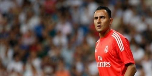 Navas: Saya ingin pensiun di Real Madrid