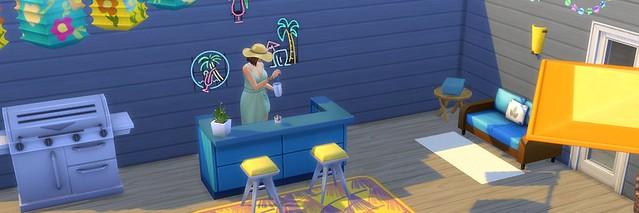 Novas Imagens do The Sims 4 Estações por SimGuruMorgan