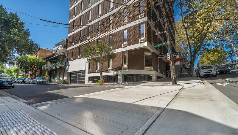 Foveaux Street improvements
