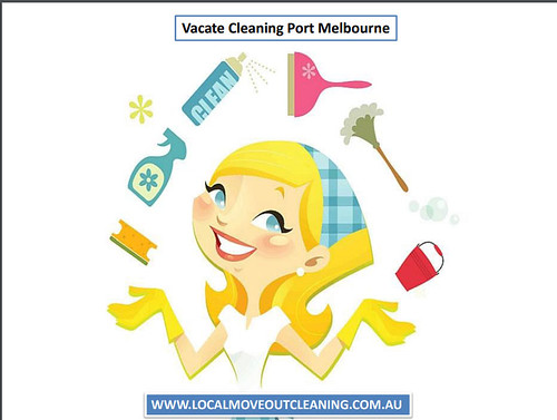 Vacate Cleaning Port Melbourne