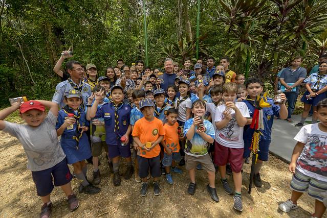 Arthur Virgílio Neto cria Área de Proteção Ambiental Sauim-de-Manaus