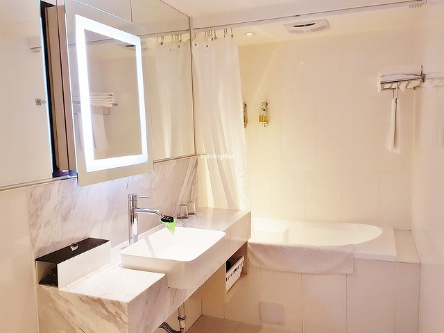 Hotel 7 Feng Jia 03 - Bathroom