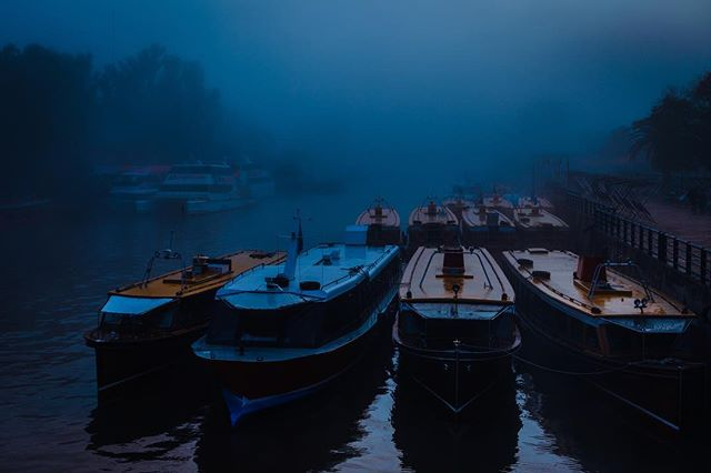 Barcos del Tigre #tigre #riverphotography #rio