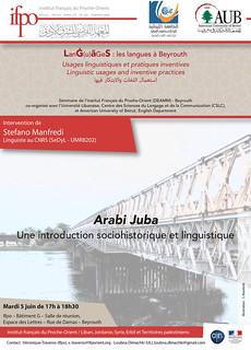 Arabi Juba : une introduction sociohistorique et linguistique