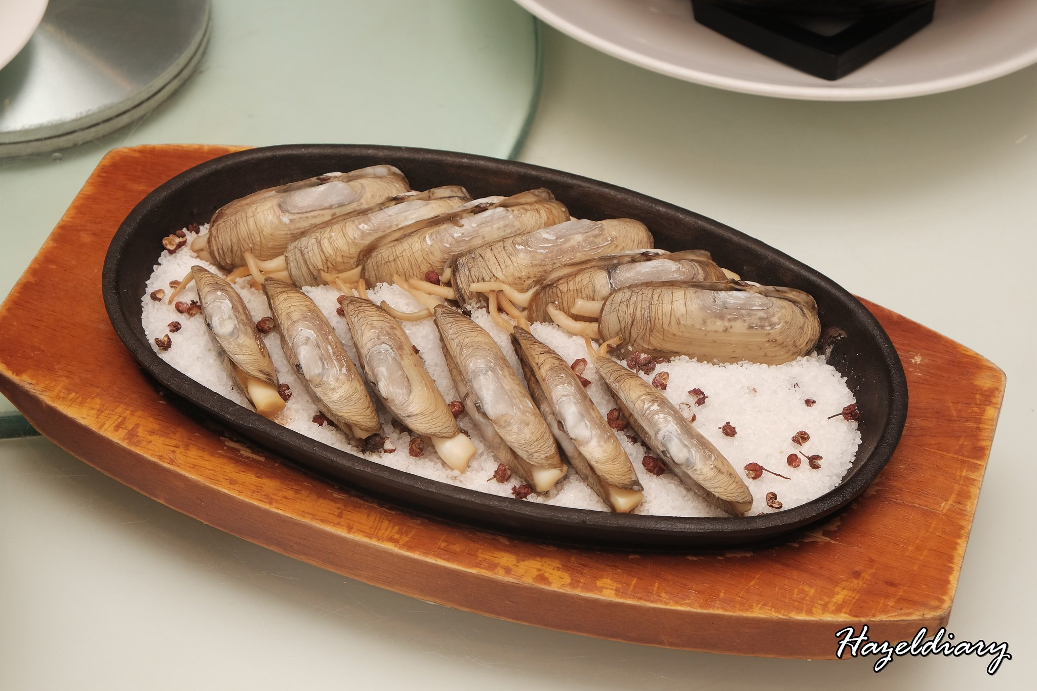 Putien-Baked DUOTOU Clam on Hot Plate