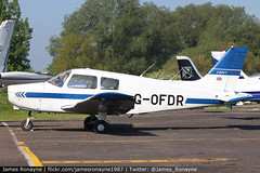 G-OFDR | Piper PA-28-161 | Private
