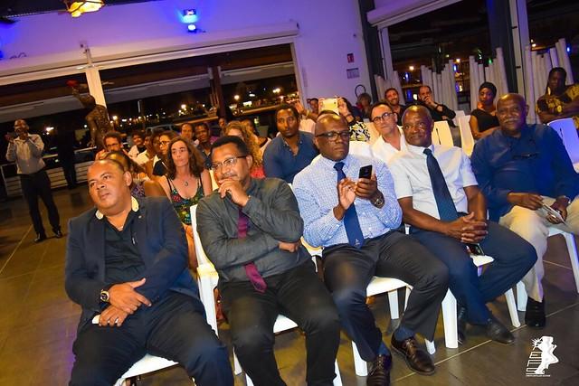 Remise des diplômes MBA Management du Sport - Creps Guadeloupe