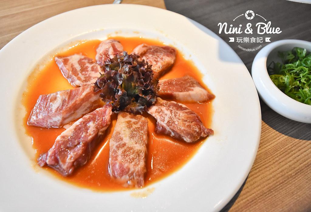 屋馬燒肉 台中公益路 燒肉Menu 12