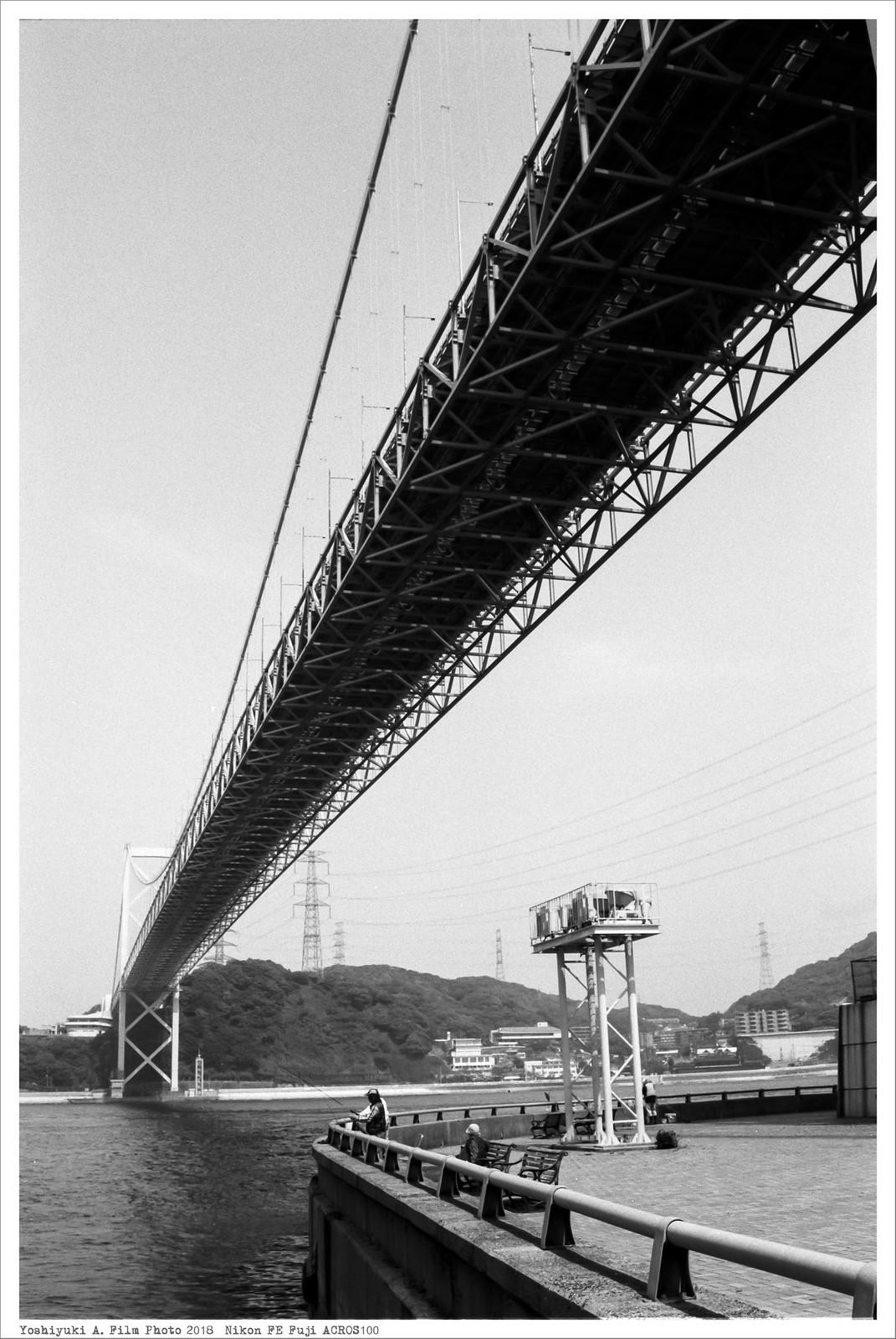 北九州市門司区門司 Nikon_FE_Fuji_Acros100__22