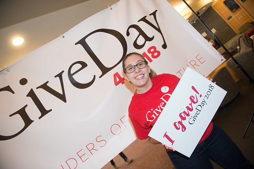 Give Day, 2018