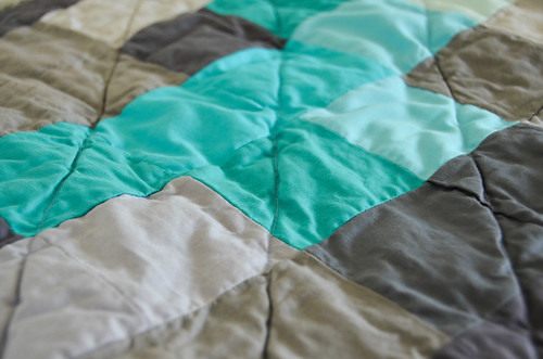 15. Wash & Dry the Quilt (cold+delicates, low tumble)