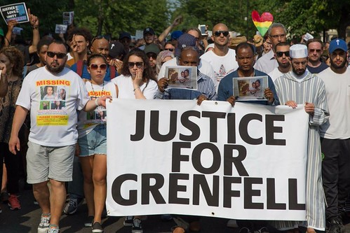 justice4grenfell-march