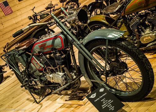 Harley Davidson - Model C