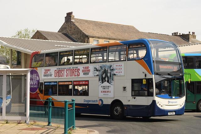 SCNL 10027 @ Lancaster bus station