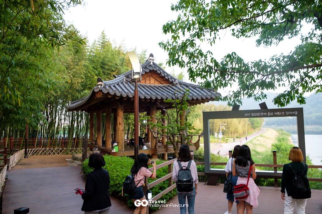 DOnsan Manhoejeong Pavilion