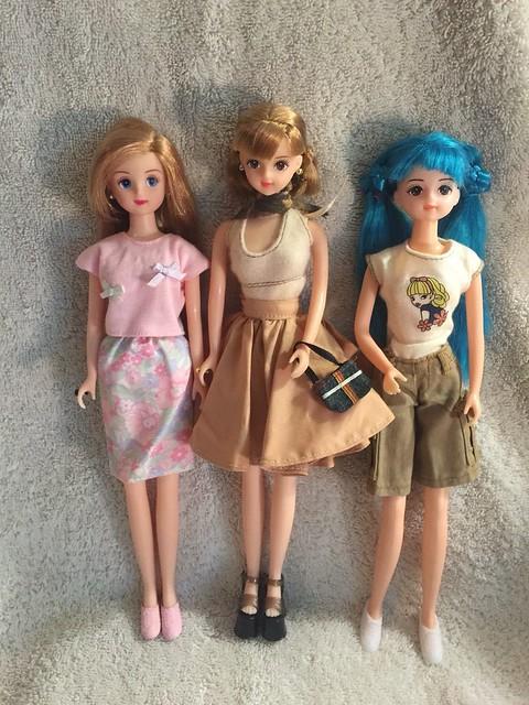 More new girls