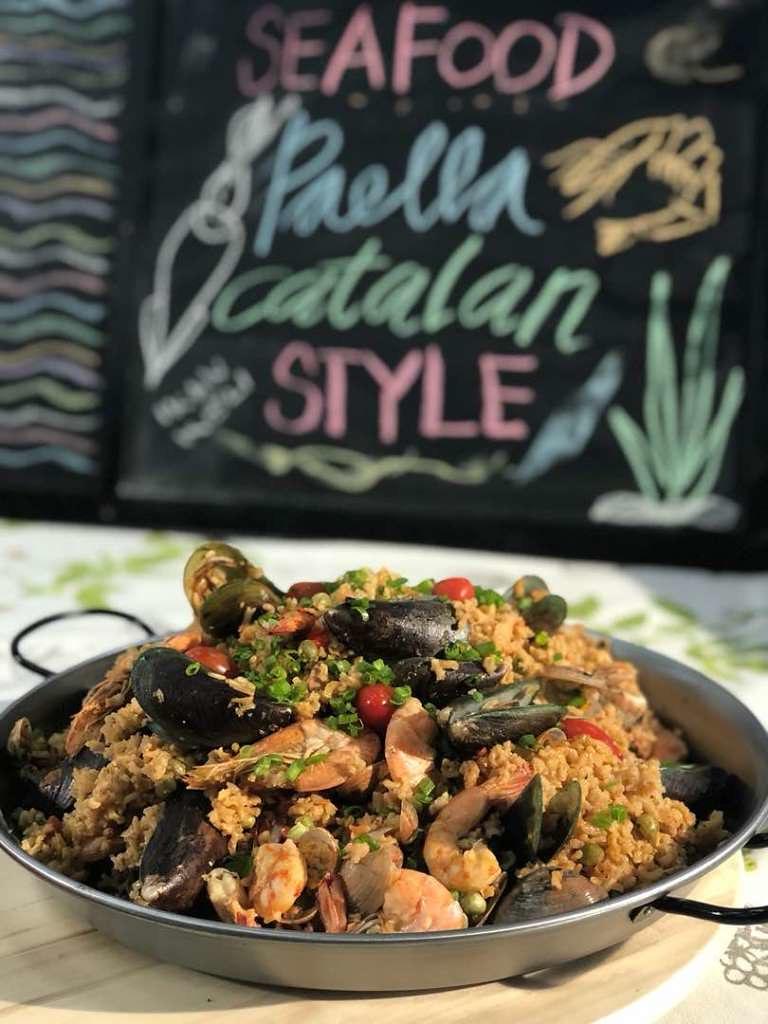 Anatara Menu Cooking With Colors