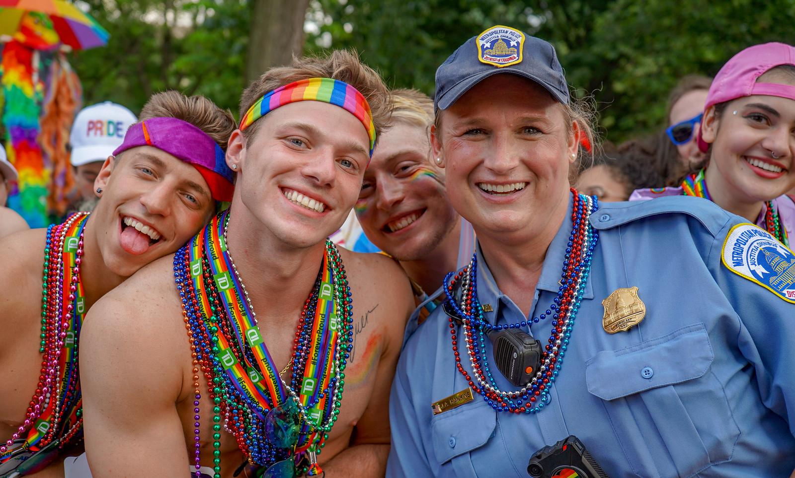 2018.06.09 Capital Pride Parade, Washington, DC USA 03230