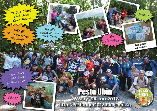 Pesta Ubin 2018: Balik Chek Jawa