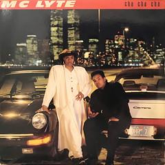 MC LYTE:CHA CHA CHA(JACKET A)