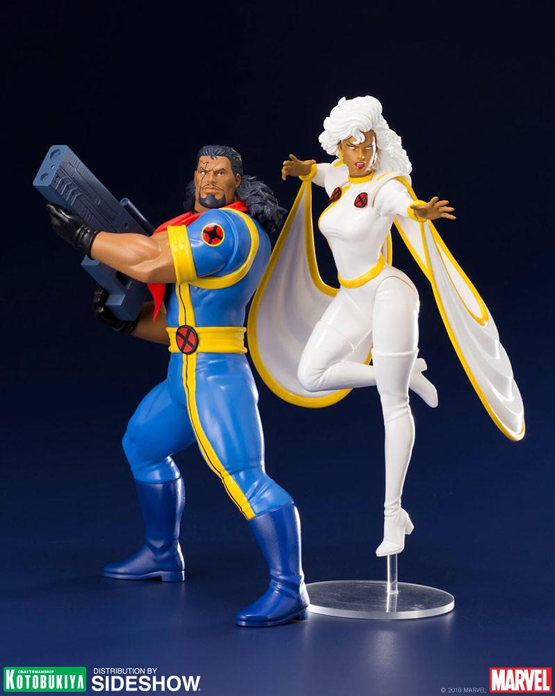 壽屋 ARTFX+ 系列 Marvel Universe【主教&暴風女 雙人套組】Bishop & Storm Two-Pack