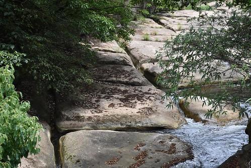 聖人橋-豆腐岩
