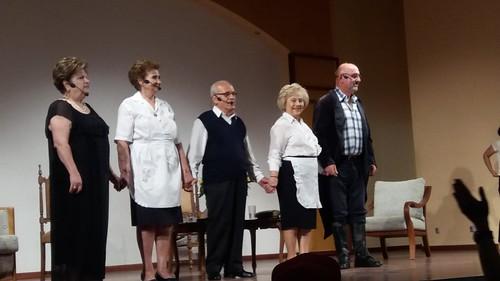 Θεατρική παράσταση από τα μέλη των ΚΑΠΗ Δράμας - 06-06-2018