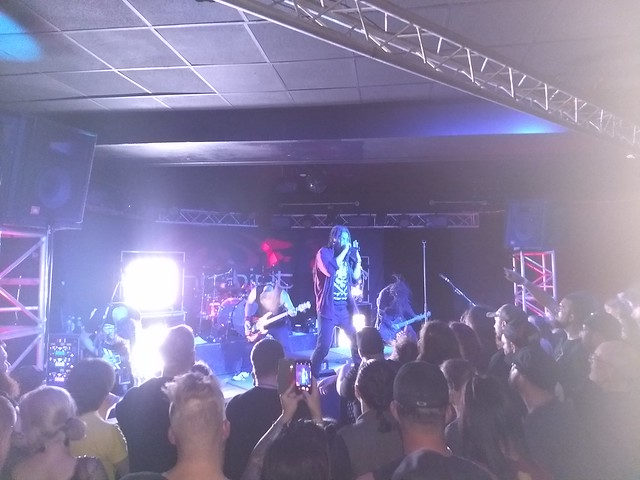 2018-05-22 Nonpoint @ Montage