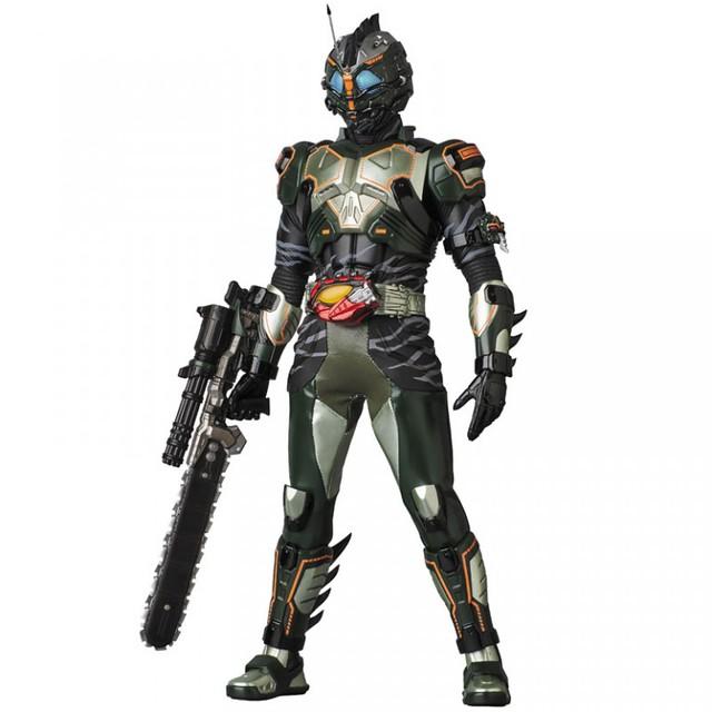 RAH GENESIS《假面騎士Amazons THE MOVIE 最後的審判》假面騎士Amazon Neo Alfa!リアルアクションヒーローズ No.780 仮面ライダーアマゾンネオアルファ