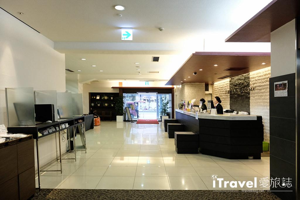 福冈博德站前SUNLINE饭店 Hotel Sunline Fukuoka Hakata-Ekimae (11)
