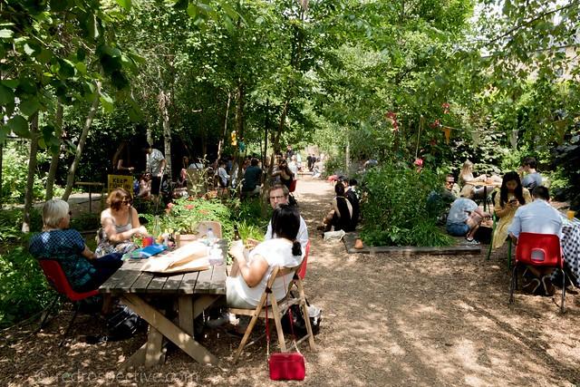 2017 - Open Square Garden - Saturday - Dalston East Curve Garden-7122
