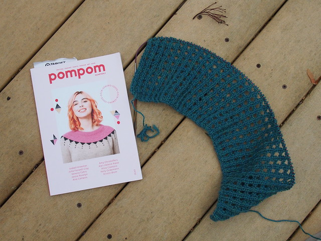 My next sweater: Perfin (from pompom mag)