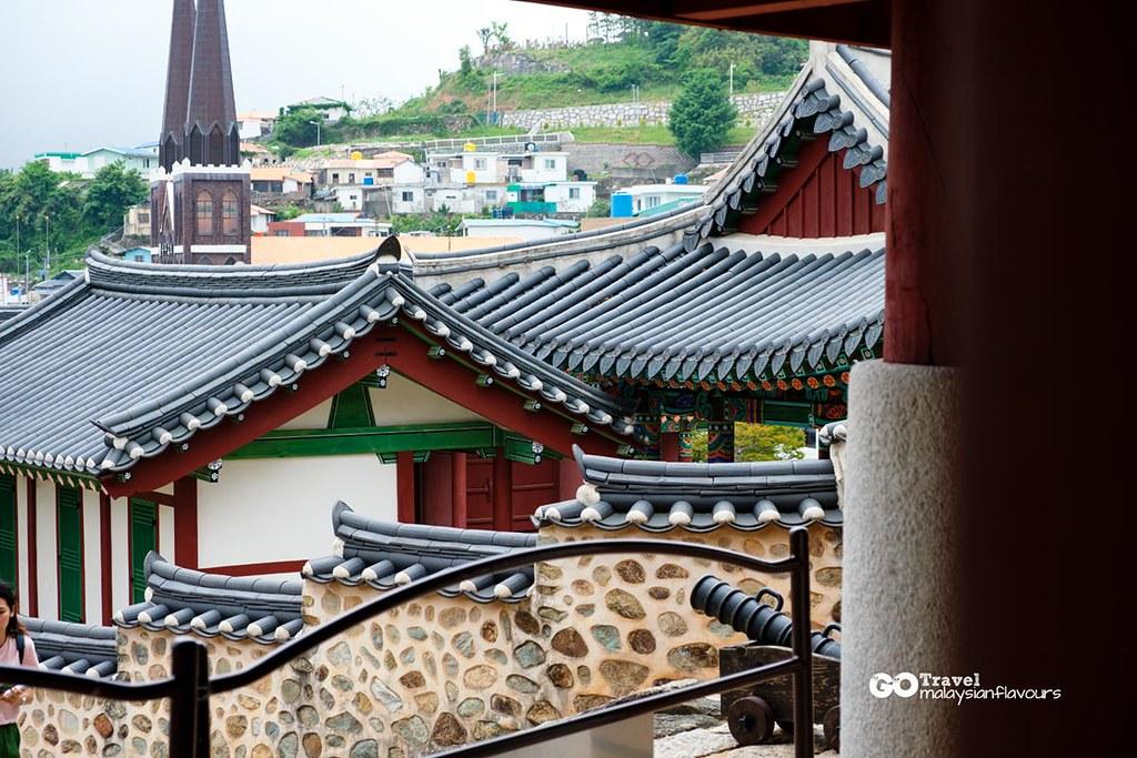 Tongyeong Samdosuguntongjeyeong Naval Station