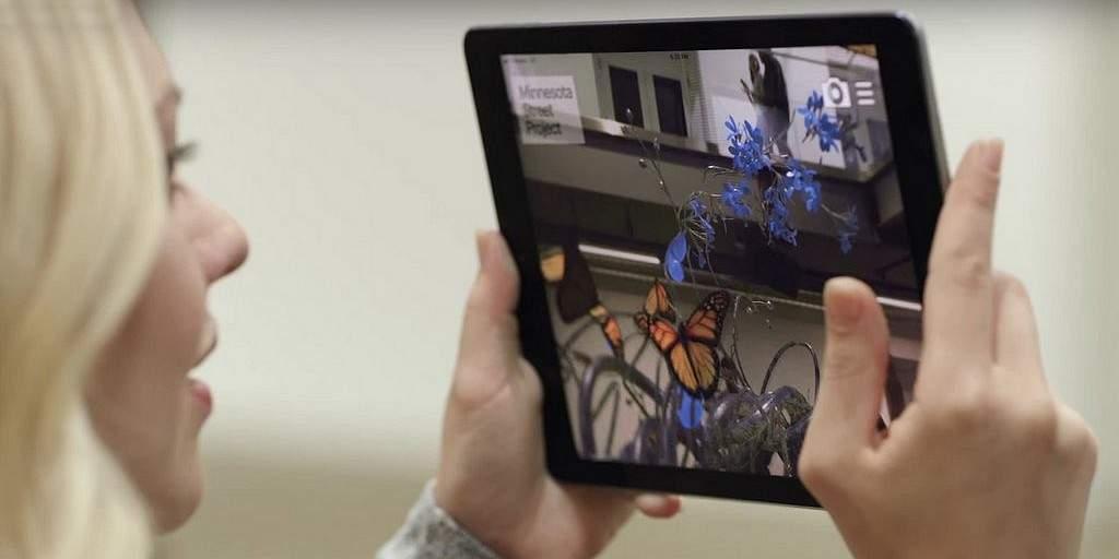 Project Aero : Un outil de la réalité augmentée pour les créatifs