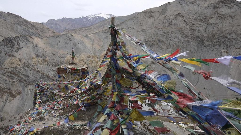 """Ladakhis have fondly dubbed Lamayuru as """"Moonland"""". Ladakh, India"""
