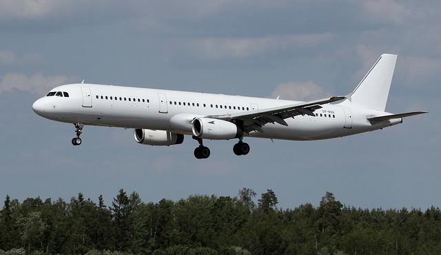 OY-RUU A321-231 ARN 20180610 by Kjell Nilsson
