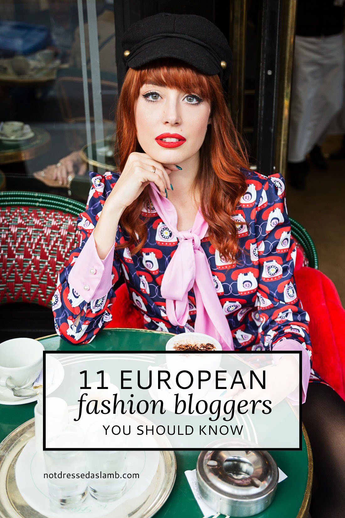 11 European Fashion Bloggers You Should Know
