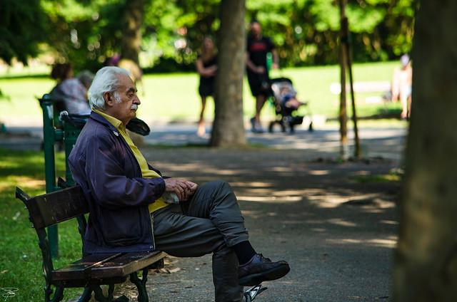 Un pomeriggio d'estate ai Giardini Margherita