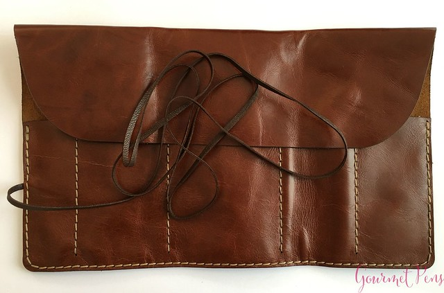 Galen Leather Tool Wrap Review @Galen_Leather 17