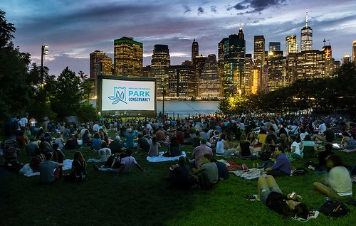 Brooklyn Bridge Park. From Where to Find Free Summer Movies in New York