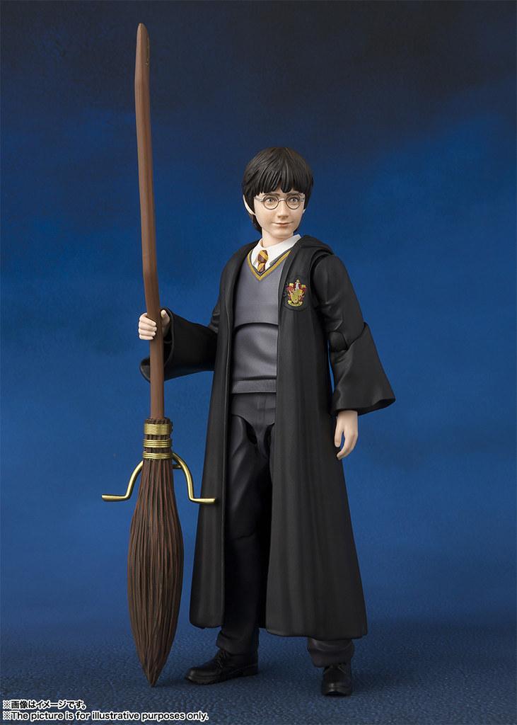 那個生存下來的男孩!! S.H.Figuarts《哈利波特:神秘的魔法石》哈利·波特 ハリー・ポッター(ハリー・ポッターと賢者の石)