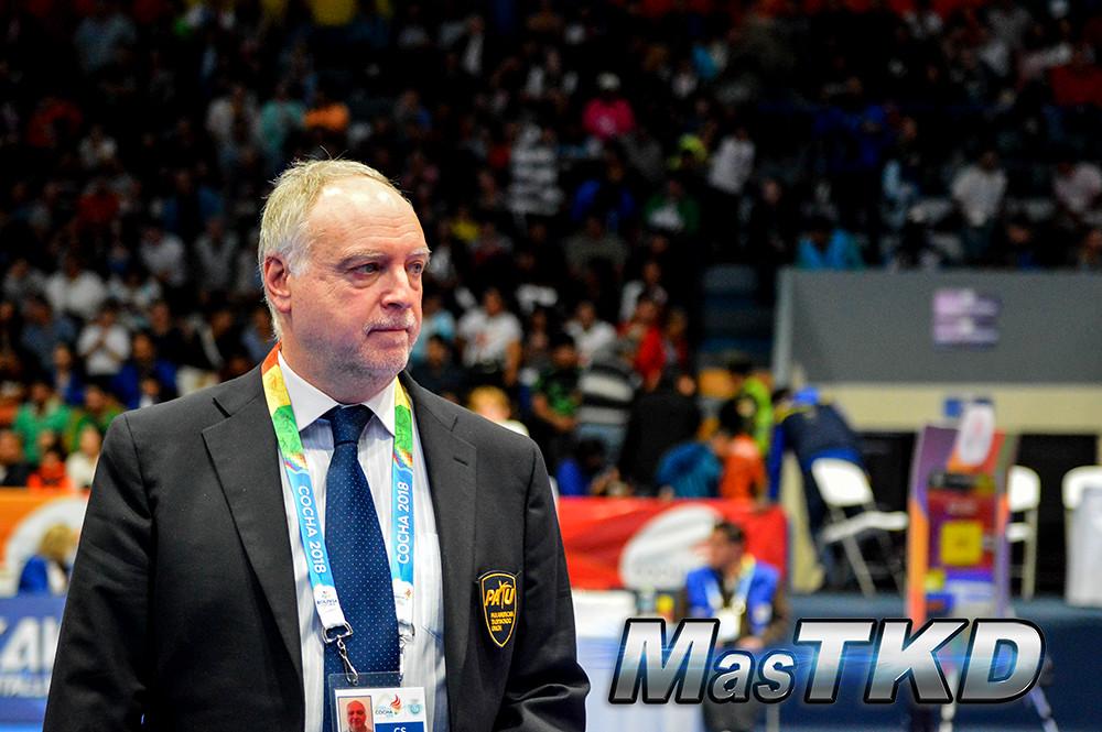 Mario Mandel Cochabamba 2018